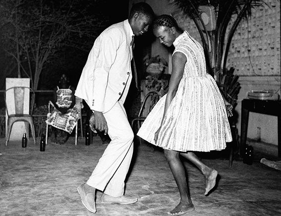 La vitalidad de Malick Sidibé