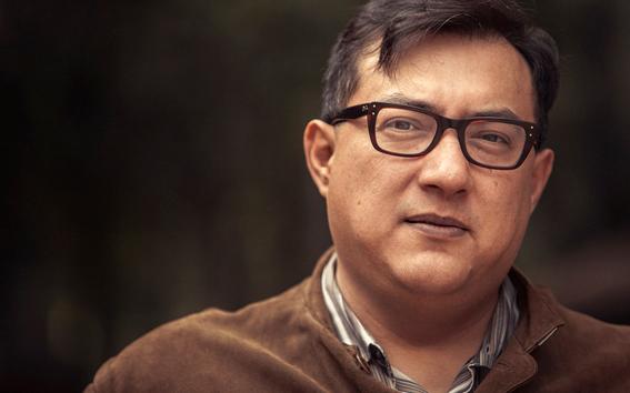 Cuauhtémoc Medina a la Bienal de Shanghai