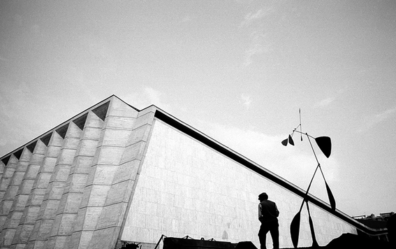 Lucien Hervé: Geometría de la luz