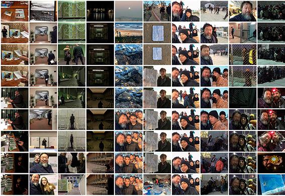 Ai Weiwei en Argentina
