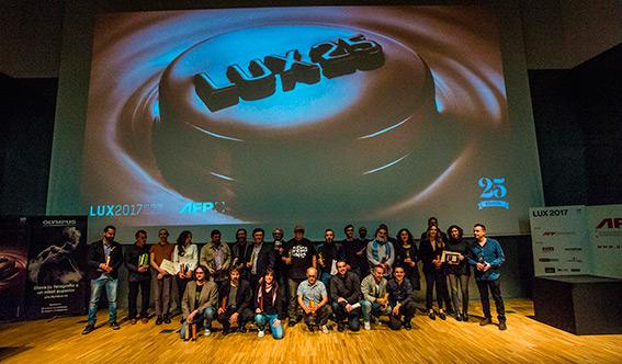 Ganadores Premios LUX'17